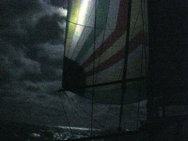 Spinnaker Moonlight